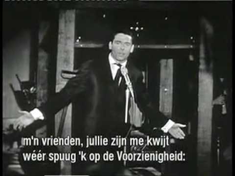 """Mathilde""   Mr Jacques Brel  -  1964"