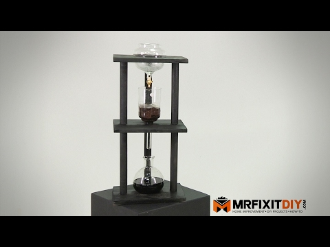 DIY COLD BREW COFFEE TOWER