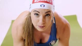 Loacker | Fit Mit Dorothea Wierer: 3 Einfache Fitness-Übungen