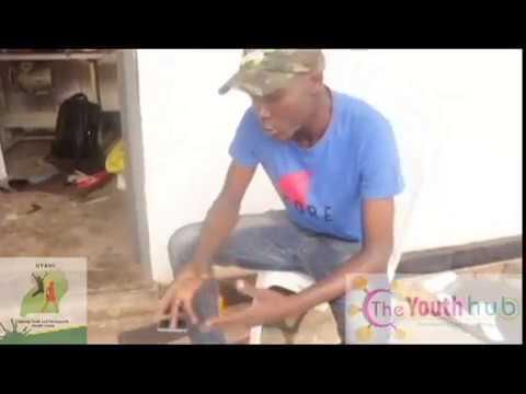 The Artisan SKill Training at the UYAHF YouthHub