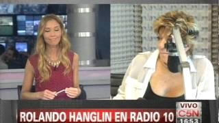 C5N - DUPLEX DE TARDE A TARDE CON ROLANDO HANGLIN