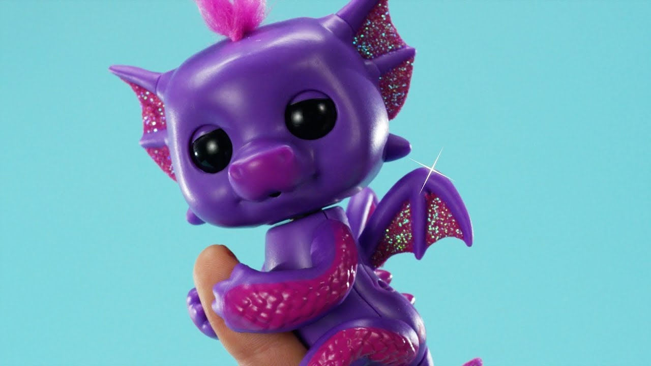 Fingerlings Baby Dragons Are Bringing The Heat