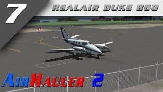 Air Hauler 2   Setting up Pax Service