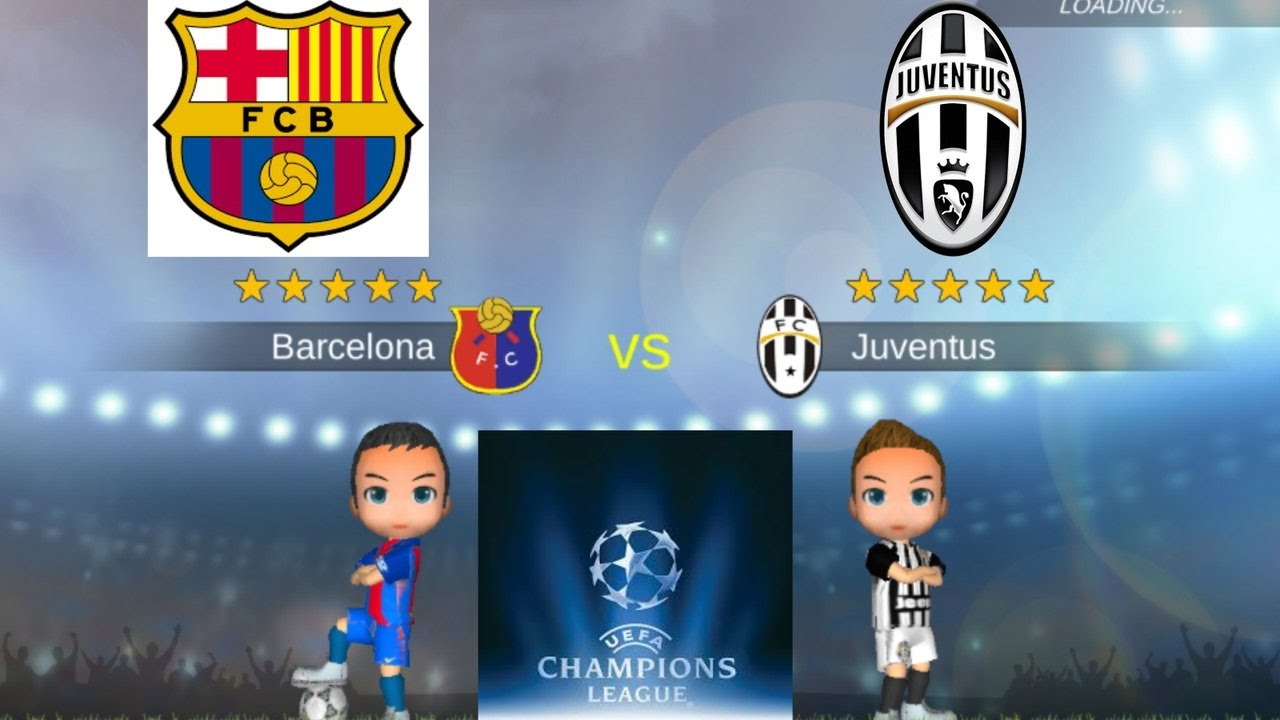 Msl Barcelona Vs Juventus Ucl 1 4 Final Hd