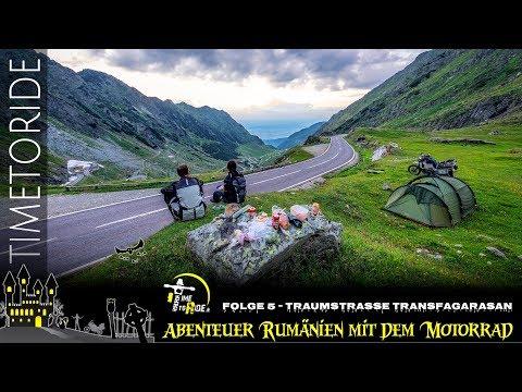 Motorradtour durch Rumänien #5 – Transfagarasan Hochstraße , eine der schönsten Passstraßen der Welt
