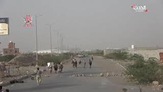 الجيش اليمني يسيطر على صوامع البحر الأحمر شرق الحديدة