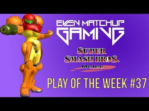 EMG SSBM Play of the Week 2017 - Episode 37 (Super Smash Bros. Melee)