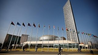 Africanews : The 28th Ordinary Summit of The AU Opens on Monday in Ethiopia's Capital Addis Ababa.
