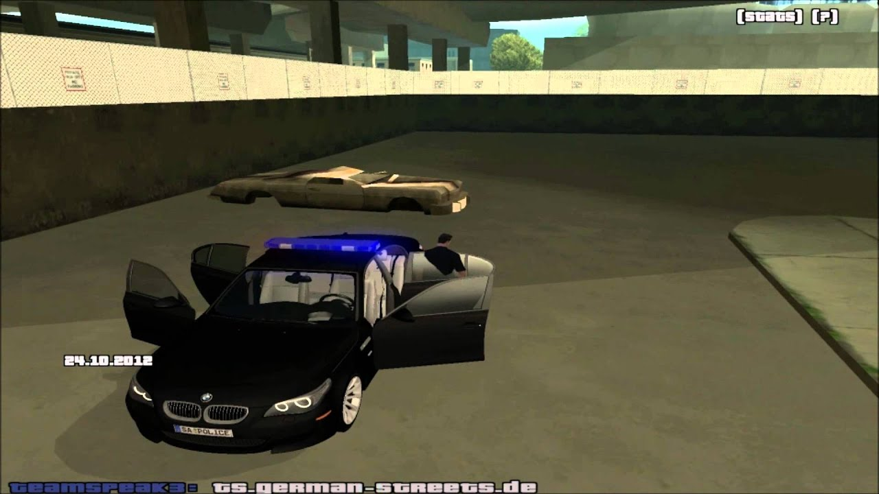 How To Get Police Car In Gta