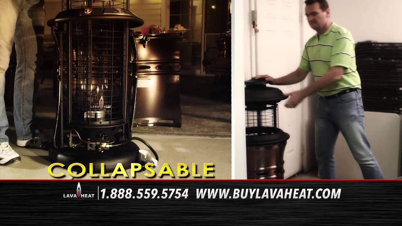 Lava Heat Italia   EMBER COMMERCIAL :60   YouTube