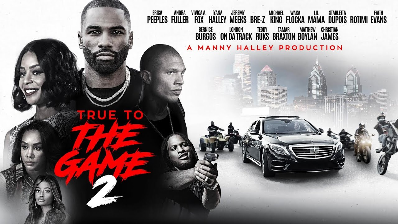 TRUE TO THE GAME 2 - OFFICIAL TRAILER - YouTube