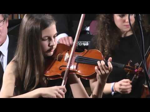 L. van BEETHOVEN Violin Concerto  - CLARISSA BEVILACQUA