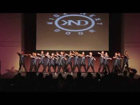 KidzNextDoor | Dance Counts 2015