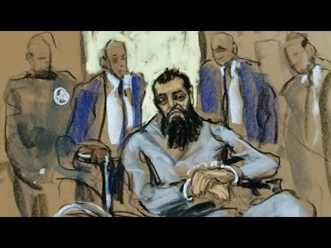 US charges NY terror suspect, who claims Islamic State inspired him