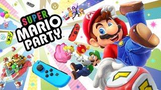 *NIEUWE* Super Mario Party!