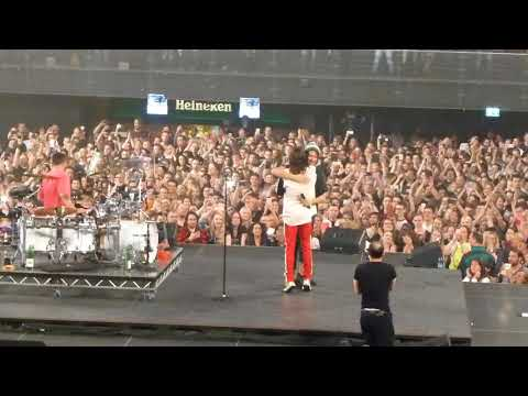 30 Seconds To Mars + Eloi from Kensington | Walk on Water - Live Ziggo Dome Amsterdam 2018