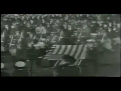NBC News Highlights of President Kennedys Funeral