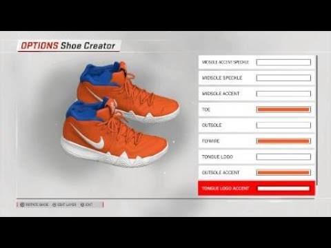 best sneakers 4921a d0608 Wheaties Kyrie 4 for NBA 2K18