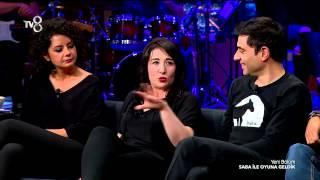 Saba Ile Oyuna Geldik   Yasemin Çonka'nın Eşiyle İlginç Tanışma Hikayesi (1.sezon 6.bölüm)