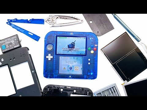 Let's Refurb! - Faulty £16 Nintendo 2DS From Ebay!