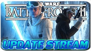 Star Wars Battlefrond 2 Stream: Neues Levelsystem! [GER\Deutsch][CAM]