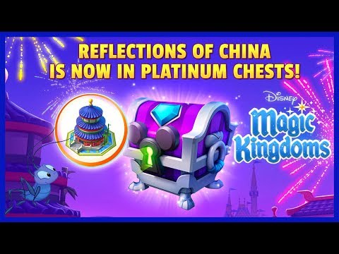TOWER CHALLENGE   Disney Magic Kingdoms Gameplay Chapter 2 Completed!