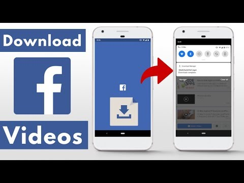 How to Download Facebook Videos to Android Phone Gallery?