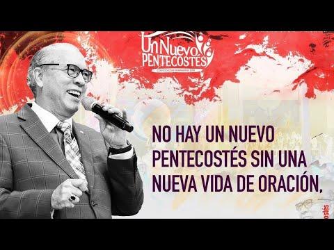 Convocación  Internacional Maranatha Un Nuevo Pentecostés- 4 FEB.2019