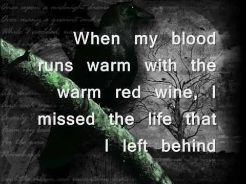 The Longer I Run- Peter Bradley Adams (Lyrics)