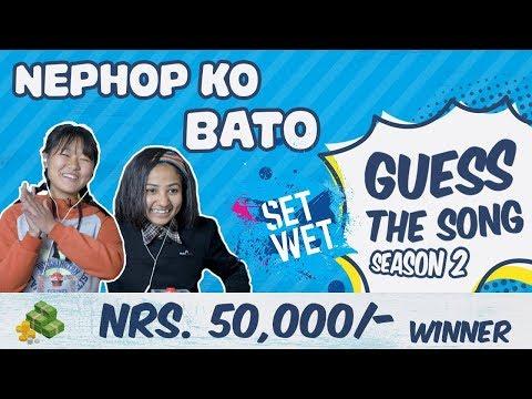 | GUESS THE SONG | Nephop Ko Bato | Season 2 Episode 2