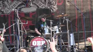 EXTINCTION OF MANKIND  Live At OEF 2012