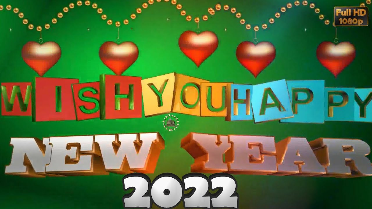 Happy new year greetings best new year wishes youtube m4hsunfo