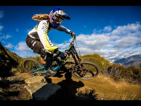 Downhill MTB - Rachel Atherton tribute
