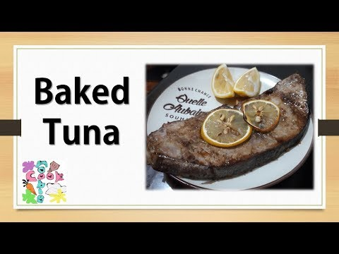 Baked Tuna