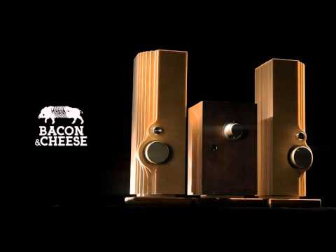 BACON & CHEESE  Personal Audio Broadcast with lossless 384KHz32bit Quality 30sec