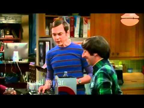 Sheldon Cooper on critical thinking