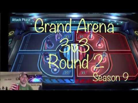 Grand Arena Season 9 Round 2 3v3