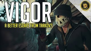 Vigor First Look: New Tactical Survival Game From The Arma Devs!