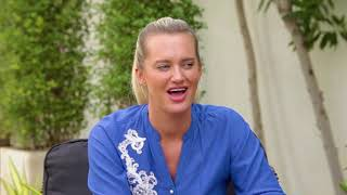 George & Shaniera: Never Have I Ever...