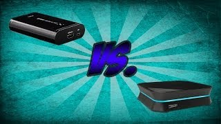 Game Capture Comparison - Elgato Game Capture HD vs Hauppauge HD PVR 2 Gaming Edition - 2013