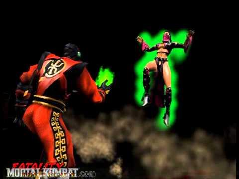 Mortal Kombat Armageddon Ps2 Fatalities Mortal Kombat Deceptio...