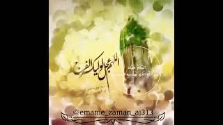 السلام عليك يا حجة الله في أرضه