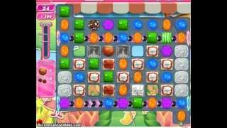 Candy Crush Saga Level 593 (No Boosters)
