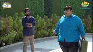 NEW! Ep 3163 - Dr Haathi Pakde Gaye?! | Taarak Mehta Ka Ooltah Chashmah | तारक मेहता का उल्टा चश्मा
