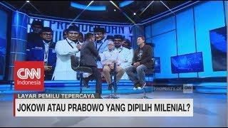 Jokowi atau Prabowo yang Dipilih Milenial?