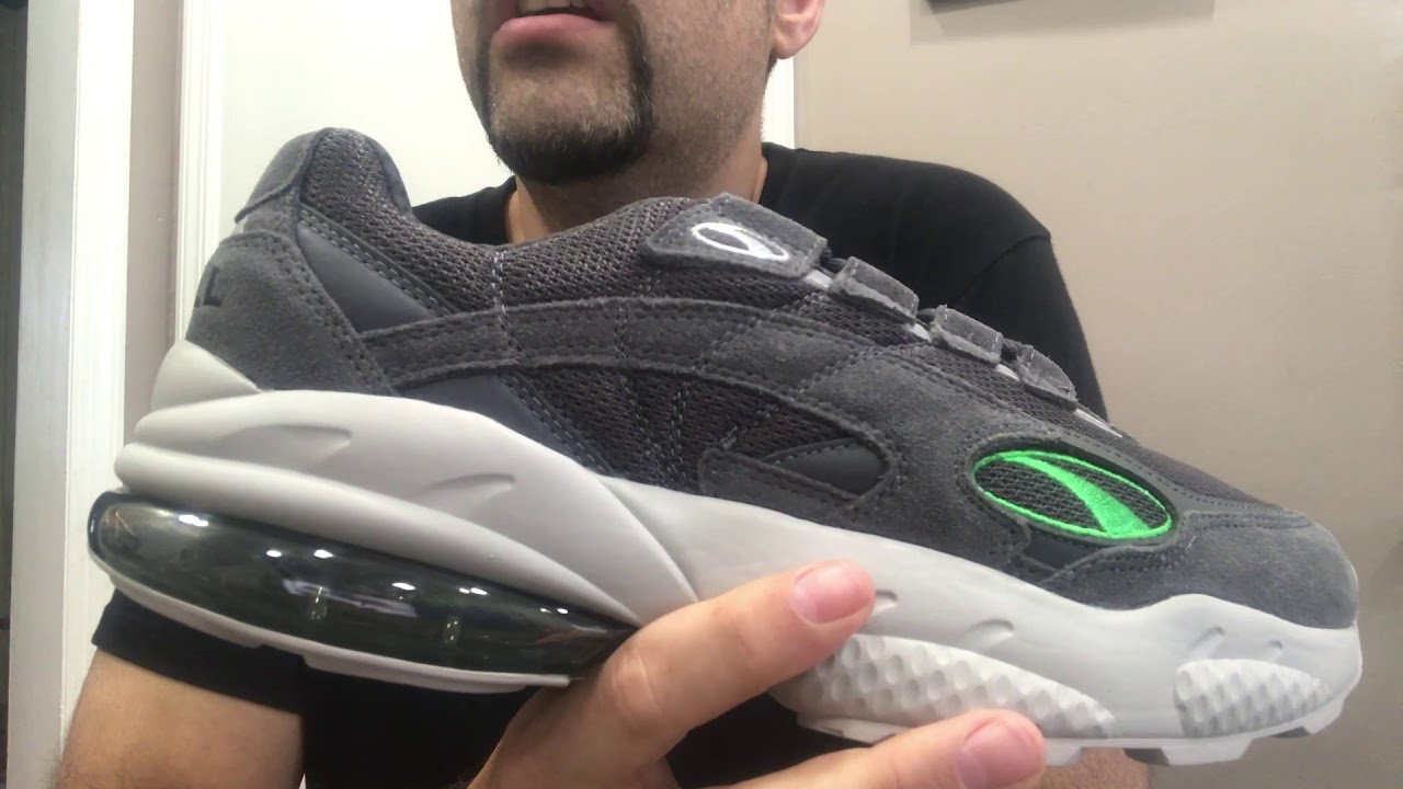 Interesse Recentemente accademico  On Feet Review Puma Cell Venom Hypefest Exclusive 2018 - YouTube