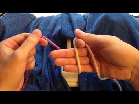 Surgical Knot Tying: One-handed, Righty