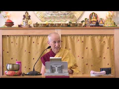 55 Engaging in the Bodhisattva's Deeds: Putting the Dharma into Practice 07-15-21