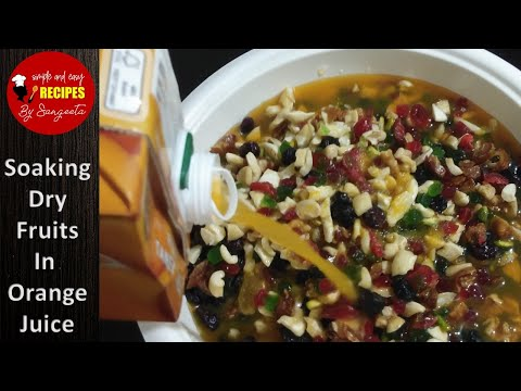 soaking-dry-fruits-for-christmas-cake-|-soaking-without-alcohol-|-christmas-fruit-cake-part--1