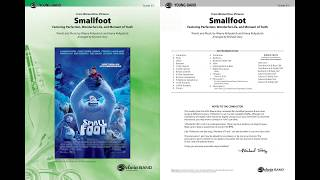Smallfoot, arr. Michael Story – Score & Sound